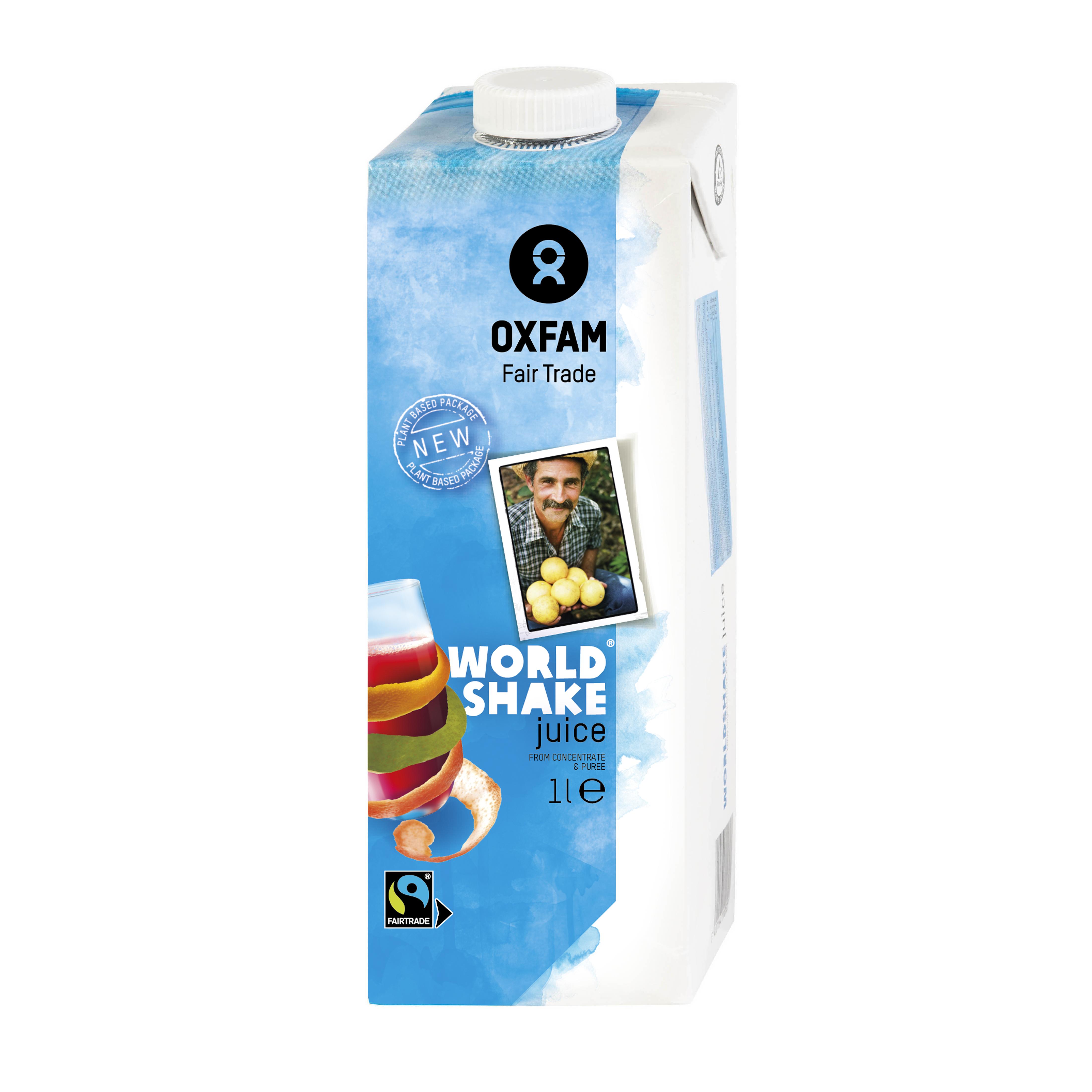 Oxfam Fair Trade 21052