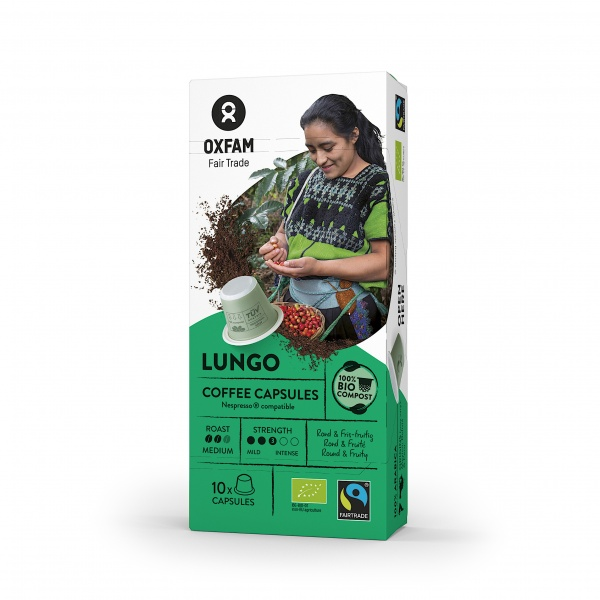 Oxfam Fair Trade 22725