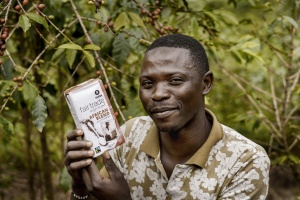 African Blend Coffee Oxfam Fair Trade Congo