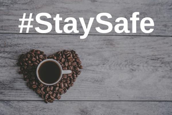 #StaySafe koffiepauze