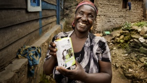 Oxfam Fair Trade koffieproducente