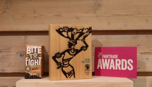Bite to Fight internationale fairtrade campagne van het jaar