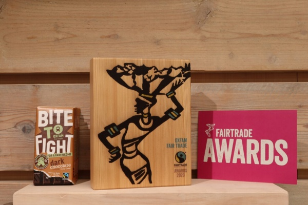 Bite to Fight internationale fairtrade campagne van het jaar