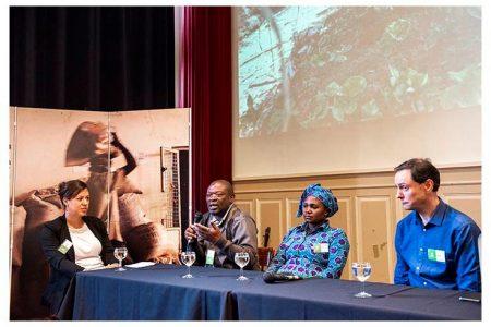 Koffie-event Oxfam Fair Trade, 13/11/2018, Vooruit Gent