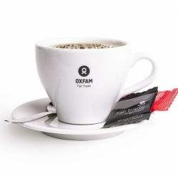 koffiekop fairtrade oxfam