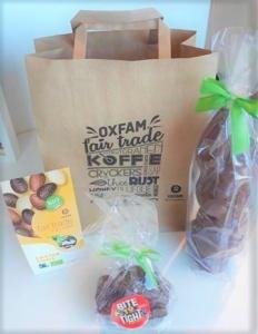 Rabobank Antwerpen kiest eerlijke paaschocolade